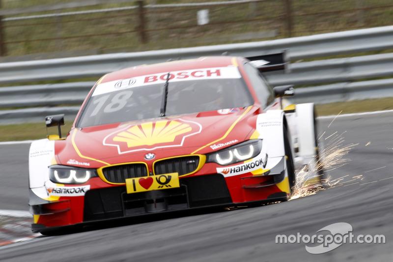14. Augusto Farfus, BMW Team MTEK, BMW M4 DTM