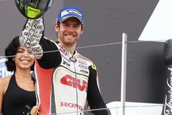 Podium: segundo, Cal Crutchlow, Team LCR Honda
