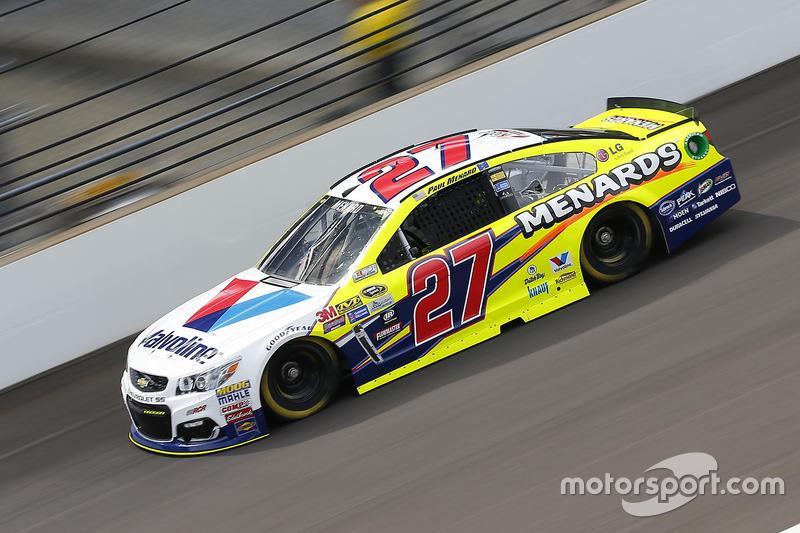 10. Paul Menard, Richard Childress Racing, Chevrolet