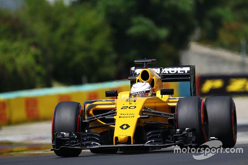 19. Kevin Magnussen, Renault Sport F1 Team RS16