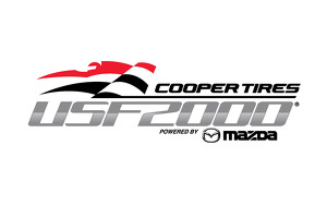 USF2000 Series Sebring race two report