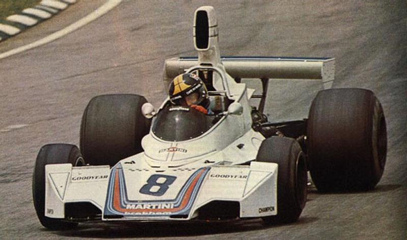 1975 год. Первая и последняя победа еще одного быстрого бразильца