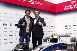 Esteban a Formula E
