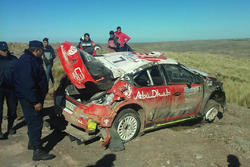 Крис Мик и Пол Нейгл, Citroën C3 WRC, Citroën World Rally Team