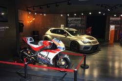 Ducati Jorge Lorenzo en el Salon de Barcelona