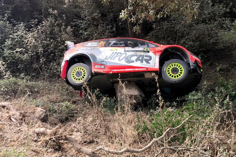 Ford Fiesta RS WRC Мартина Прокопа