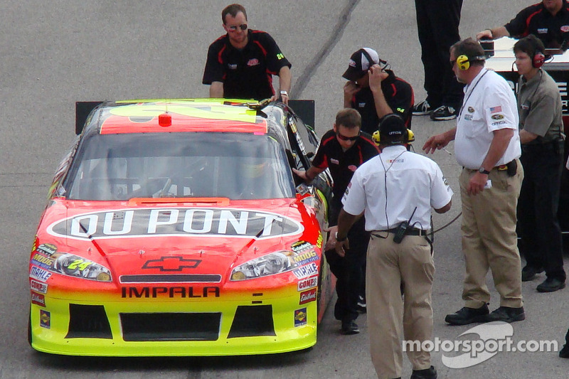 Jeff Gordon/Dupont Chevy