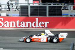 HFO Historic race