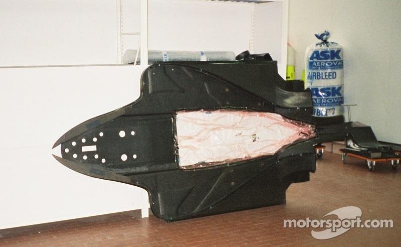 Minardi F1 Factory visit 2000' Arch