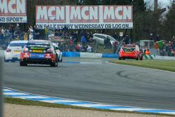 Race 3 warm-up lap