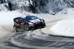 Mads Ostberg - Jonas Andersson Fiesta RS WRC