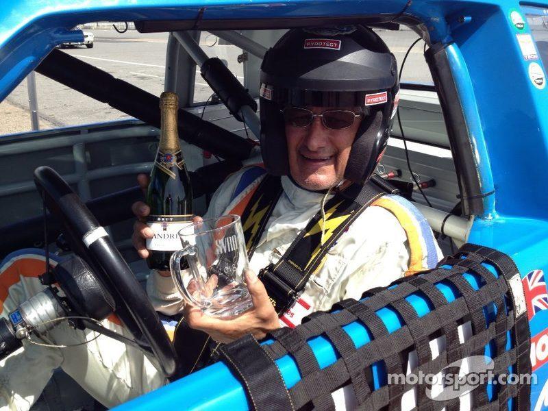 Mike Cesario - Sunday's Big Bore winner