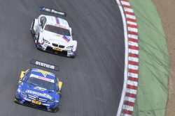 Great battle between Paffett and Tomczyk on Paddock Hill