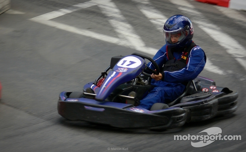 Krakow - Red Bull Kart Fight - Final Polish