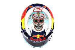 Шлем гонщика Red Bull Racing Даниэля Риккардо для Гран При Мексики