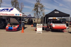 Test day at Buttonwillow