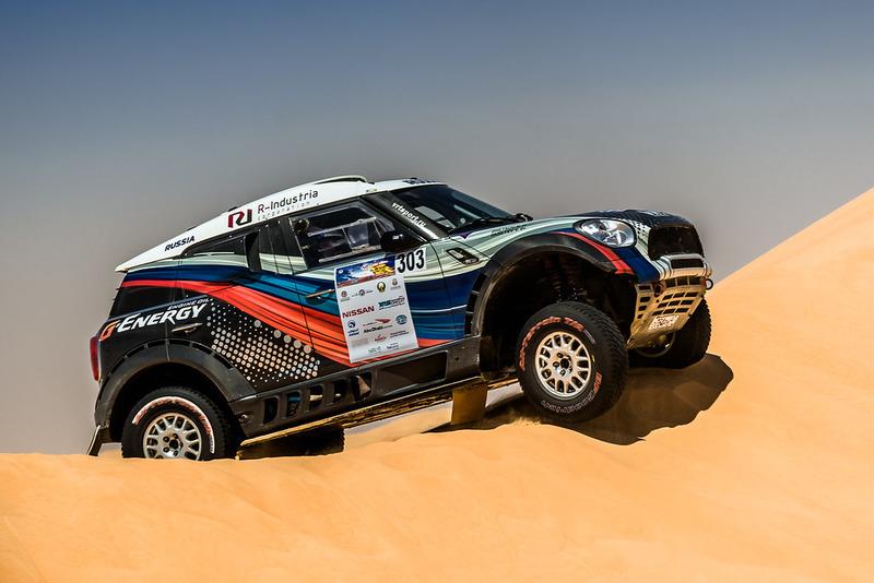 Кубок мира по ралли-рейдам, Abu Dhabi Desert Challenge