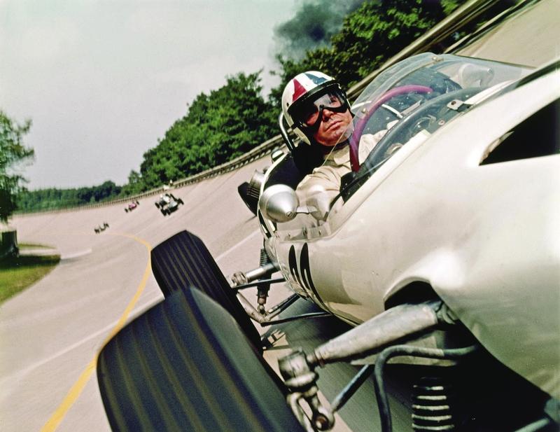 James Garner in 'Grand Prix'