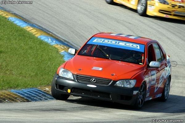 Team Lexus Troy Hanson