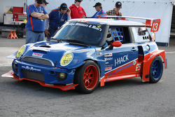#13 Twini Mini Cooper Behind the Wall