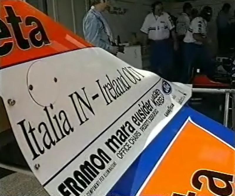 1994: GP da Grã-Bretanha