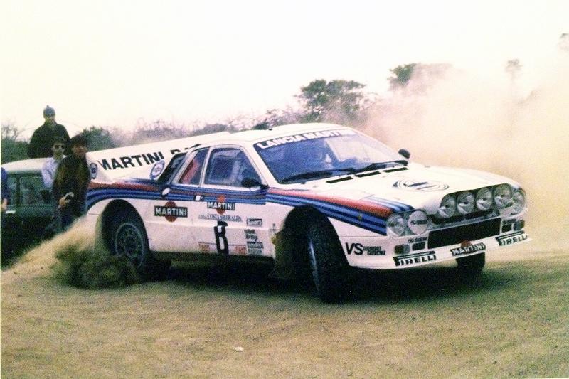Аттилио Беттега, Ралли Коста Смеральда 1983