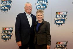 Judy and Bobby Allison