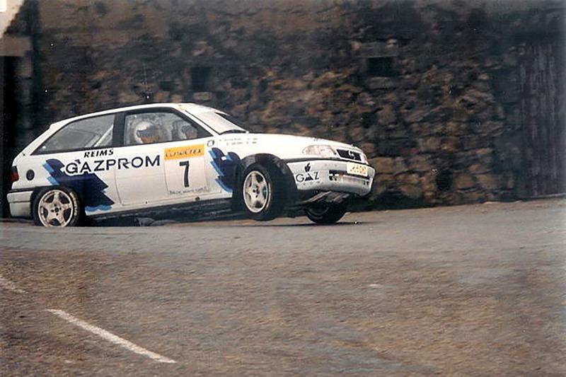 1996 год. Евгений Васин/Алексей Щукин, Opel Astra GSi