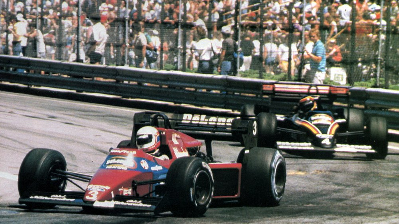 Tyrrell, 1984
