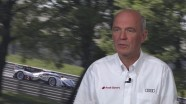 The Way to Le Mans - Interview Dr. Ullrich
