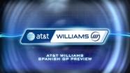 ATT Williams - Spain GP Preview