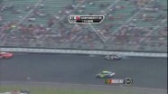 Earnhardt Jr., Into Wall