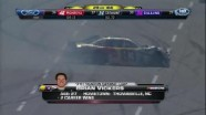 Cassill Turns Into Vickers - Talladega Superspeedway 2011