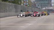 2011 Baltimore IndyLights Race Highlights