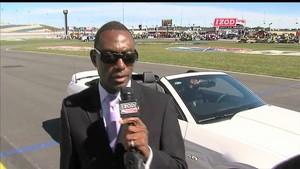 2011 Kentucky IndyCar Race Highlights