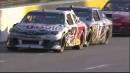 Vickers Slamming Wall Replay - Martinsville Speedway 2011