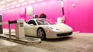 Ferrari celebrates at Art Basel Miami Beach