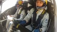 Sébastien Ogier and Carlos Sainz test Polo R WRC in Spain