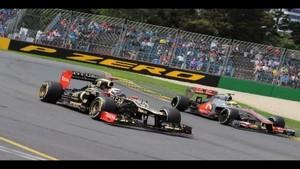 F1 Pirelli 2012 - China - Paul Hembery Interview