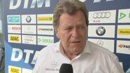 2012 DTM Season Opener - Norbert Haug