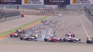 Eurocup FR 2.0 Motorland News 2012 - Race 1