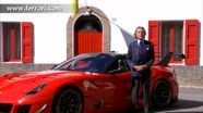 Ferrari: on-line now the auction to raise funds for the families of the victims of the earthquakes