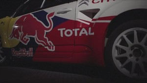 Sebastien Loeb X-Games 2012: New Car In Action