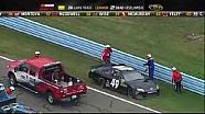 Leffler Finds Trouble Again - Watkins Glen - 08/12/2012