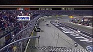 Hamlin Takes The Checkered Flag - Bristol - 08/25/2012