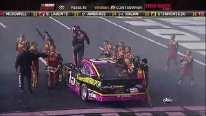 Big Win For Bowyer!