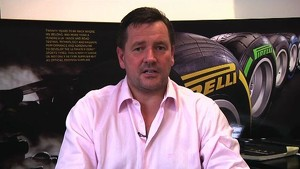 F1 Pirelli 2012 - Indian GP - Paul Hembery Interview