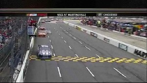 Jimmie Johnson Takes Martinsville! - 10/28/2012