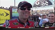 Kevin Harvick in Victory Lane