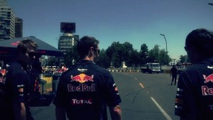Red Bull Show Run Santiago 2012